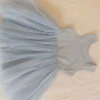 Vestido saia de filó - 5 anos - Não informada
