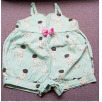 Macaquinho japonesa - 9 meses - Alphabeto