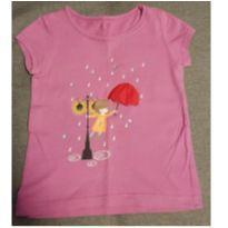 Blusa menina na chuva - 1 ano - Alphabeto