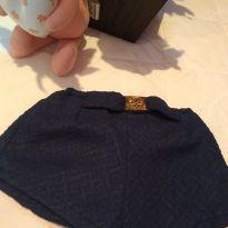 Short azul marinho - 6 meses - Não informada ( Replica)