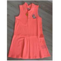 Vestido Polo Cor do Verão 2021 - 5 anos - H&M
