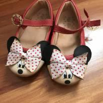 Sapato Minnie - 23 - Kid Fox