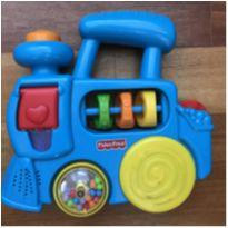 Trenzinho com som Fisher Price -  - Fisher Price