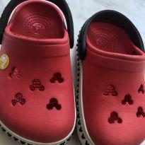 Crocs Mickey tamanho C4-5 - 22 - Crocs