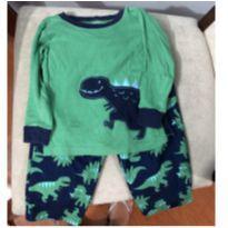 Pijama Carters - 18 meses - Carter`s