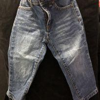 Calça Jeans Tommy Hilfiger - 2 anos - Tommy Hilfiger
