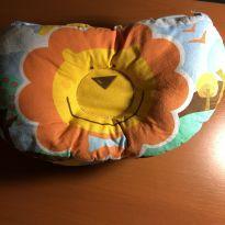 Travesseiro anatômico leãozinho -  - Baby Joy