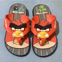 Chinelinho Angry Birds