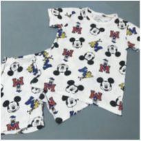 Pijama do Mickey - 4 anos - C&A