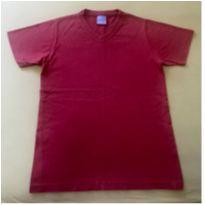 Basiquinha vermelha - 8 anos - Malwee