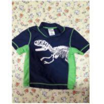 Camiseta Praia Carters 18 meses - 18 meses - Carter`s