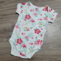 Body florido - 3 a 6 meses - Teddy Boom