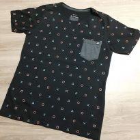 Camiseta Playstation - 13 anos - Riachuelo