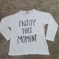 Camiseta Zara Boys - 10 anos - Zara