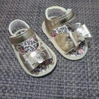 Sandália dourada - 04 - Kito baby