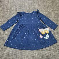 Vestido Carters - 18 meses - Carter`s