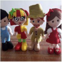 Personagens do Sítio do Pica-Pau Amarelo -  - Sem marca