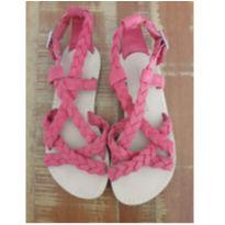 Sandália pink da zara - 24 - Zara Home Kids
