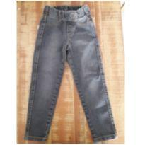 Calça Jeans preto Lavado da PUC - 4 anos - PUC