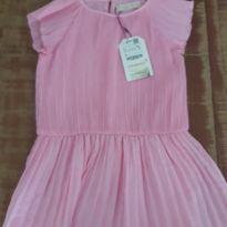 Vestido rosa da ZARA NUNCA USADO! - 3 anos - Zara