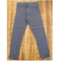 Calça legging azul marinho da ZARA - 3 anos - Zara