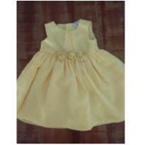 Vestido amarelo da CARTER`S - 6 meses - Carter`s