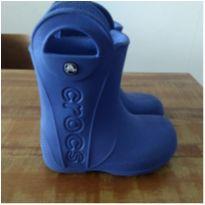 Galocha azul CROCS