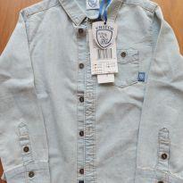 Camisa jeans da CHICCO - 5 anos - Chicco