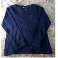 Camisa Manga Longa T.H - 3 anos - Tommy Hilfiger