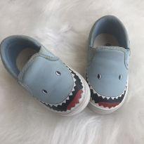 Sapatinho Baby Shark - 20 - sapato