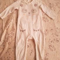 Macacão quentinho Ursinho - 18 a 24 meses - Zara Baby e Zara