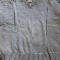 Suéter cinza - 6 anos - Colorittá