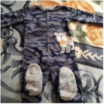 Pijama macacão Carters - 7 anos - Carter`s