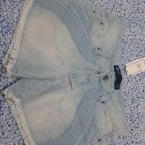Shorts jeans Hering - M - 40 - 42 - Hering