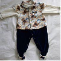 Macacão Pinoti - 3 meses - Pinoti Baby