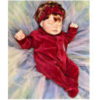 Boneca bebê Reborn -  - Não informada