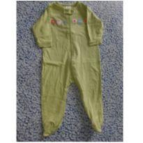 Macacão pijama Gerber - 3 a 6 meses - Gerber