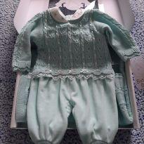 Saída maternidade Beth bebê - 0 a 3 meses - Beth Bebê