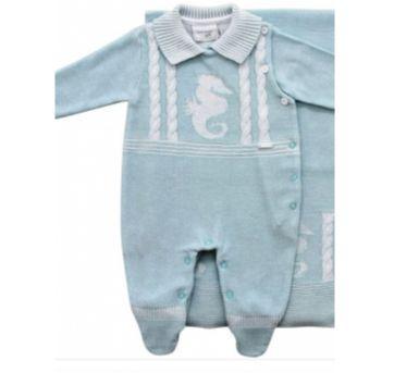 Saída maternidade Noruega - Recém Nascido - Noruega Baby