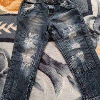 Calça Jeans baby 18 meses - 18 a 24 meses - Baby Club