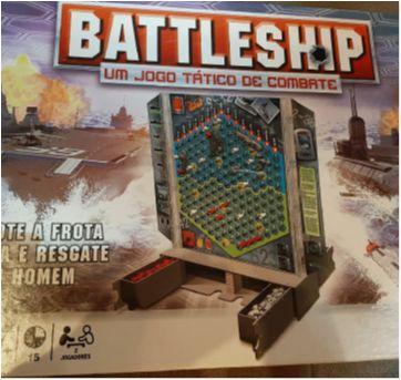 Jogo Battleship Hasbro - Sem faixa etaria - Hasbro
