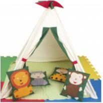 Cabana Tenda divertida Carlu -  - Carlu Brinquedos