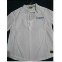 Camisa branca - 3 anos - Pool Kids
