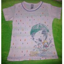Camiseta Tigor T Tigre Chuvinha - 3 anos - Tigor T.  Tigre