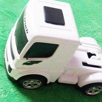 Carreta Racing Branca - Sem faixa etaria - Não informada