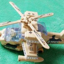 Helicoptero de Guerra exercito - Sem faixa etaria - Não informada