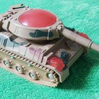 Tanque de guerra exercito - Sem faixa etaria - Não informada