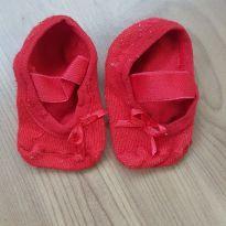 Meia sapatilha puket - 3 meses - Puket