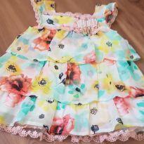Vestido Milon - 6 a 9 meses - Milon