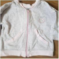 Blusa rosinha clara - 9 a 12 meses - Sem marca e sem etiqueta